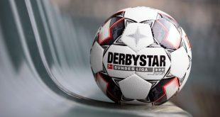 DERBYSTAR provides Official Matchball for Bundesliga & Bundesliga 2 as of 2018/19 season!