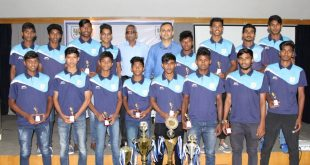 Dempo SC organise Awards Day for their Youth Development Squads!