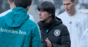 Germany head coach Joachim Löw and management team extend contracts!