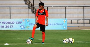 India midfielder Anirudh Thapa: There are enough opportunities which I need to grab!