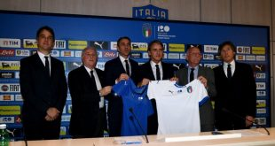 Italy appoint Roberto Mancini as their new head coach!