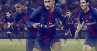 Parc des Princes' Electric Atmosphere inspires 2018-19 PSG Home Kit by Nike!