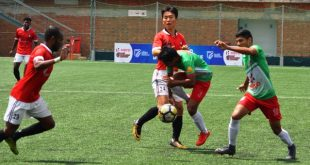 Second Division League: Ozone FC & Hindustan FC play a 2-2 draw!