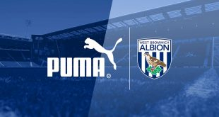 PUMA signs on English Championship side West Bromwich Albion!