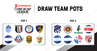 Stage Set for Miami Draw for Second Edition of the Scotiabank CONCACAF League!
