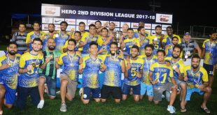 AIFF Congratulate Real Kashmir FC for winning Second Division League!