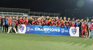 Shillong Lajong FC brush aside Kerala Blasters to clinch maiden U-18 Youth League title!