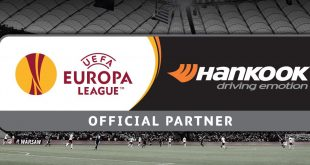 Hankook Tire renews UEFA Europa League partnership!