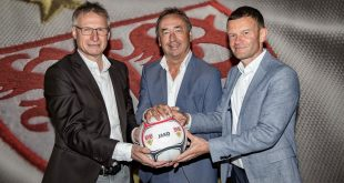 Bundesliga: VfB Stuttgart announce JAKO as their new Technical Partner!