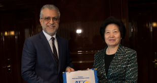 AFC strengthens support to football development in China!