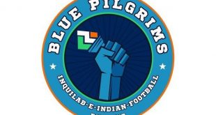 Support the Blue Pilgrims to support Team India at Intercontinental Cup 2019!