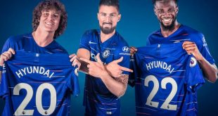 Hyundai Motor becomes Global Automotive Partner of Chelsea FC!