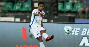 Delhi Dynamos sign India left-back Narayan Das!