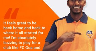VIDEO: Lenny Rodrigues' First Interview as FC Goa player!