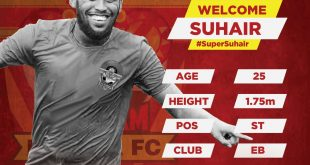 I-League: Gokulam Kerala FC sign striker V.P. Suhair!