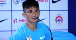 India's Sunil Chhetri: I am the India U-16 teams biggest fan!