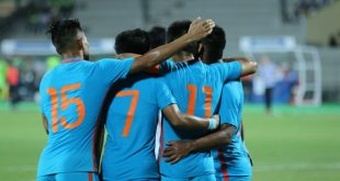 India to visit China for first-time ever to play a friendly on October 13!