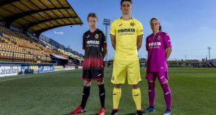 Joma launch new 2018/19 kits of Villarreal CF!