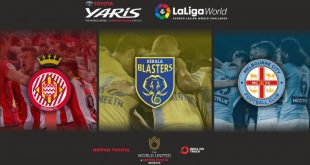 Melbourne City hammer Kerala Blasters 6-0 in LaLiga World opener in Kochi!