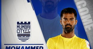 Mohammed Rafique joins Mumbai City FC from East Bengal!