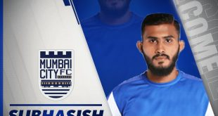Mumbai City FC announce the departure of defender Subhasish Bose!