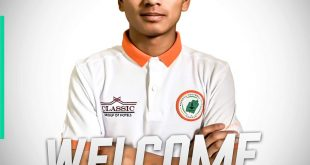 NEROCA FC sign teenage defender Mohammad Abdul Salam!