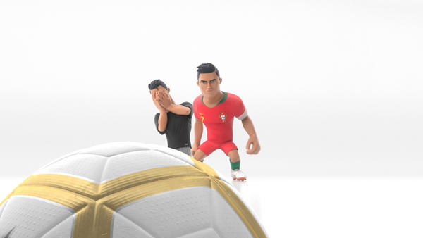 VIDEO - Nike  Believe feat. Cristiano Ronaldo - The story behind ... 168e80904