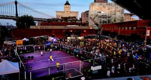 adidas hosts Energy Mode X18 to celebrate Soccer in New York!