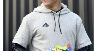 adidas reveals signing of Argentina's Paulo Dybala!