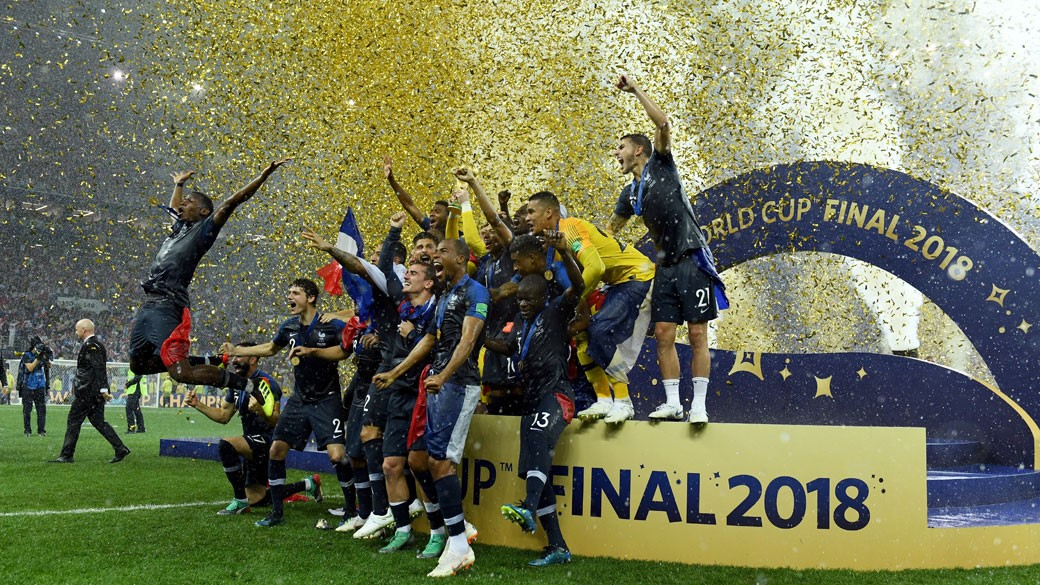 2018 FIFA World Cup final still the biggest draw on the box! 9643707c8