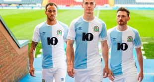 10Bet signs shirt sponsorship deal with Blackburn Rovers FC!