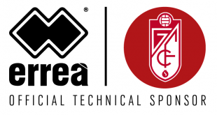 Errea Sport is the new official technical sponsor for Granada CF!