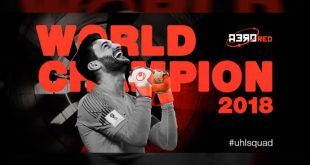 Hugo Lloris becomes FIFA World Cup winner wearing Uhlsport goalkeeper gloves!