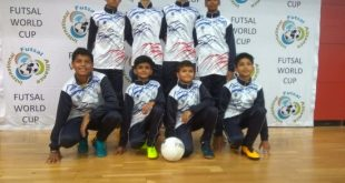 IFA Youth Futsal World Cup selects five players from Leon's World!