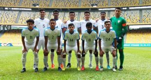 India U-16 concede late goals to lose 0-3 to Malaysia in friendly!