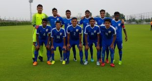 India U-16s come from two goals down to play out a 2-2 draw against Bangkok Glass U-17s!