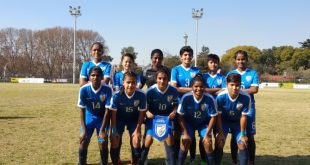 Fighting India U-17 Women lose 1-3 to Russia in BRICS Tournament!