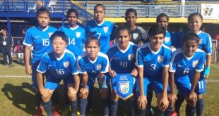 India U-17 Women lose 1-2 to China at BRICS Tournament!