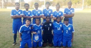 India U-17 Women lose 1-5 to South Africa in BRICS Tournament!