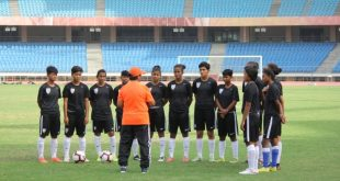 India U-17 Women's team camp ahead of BRICS U-17 Football Tournament!