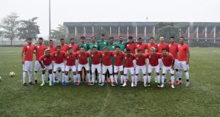 India U-20 coach Floyd Pinto names 25 member squad for  U-20 COTIF Cup!