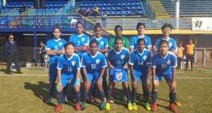 India U-17 Women lose 0-5 to Brazil at BRICS Tournament!