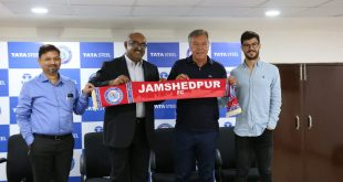 Cesar Ferrando appointed new Head Coach of Jamshedpur FC!
