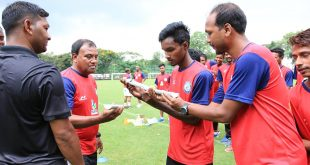 Jamshedpur FC hold Grassroots Workshop for Coaches!