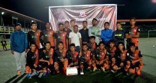 Lloyd Mizoram FA Futsal Tournament concludes in Aizawl!