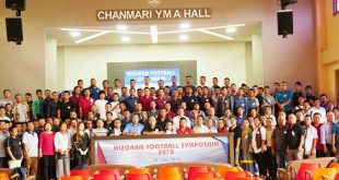 First-ever Mizoram Football Symposium a success!