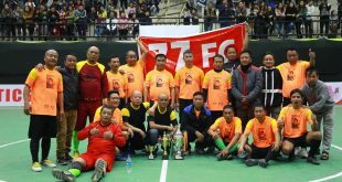 MFA to organise Futsal Tournament, Futsal Club Officials Meet and Referee Training!