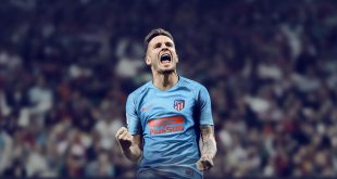 Atletico Madrid's 2018-19 Away Kit by Nike carries a Two-Tone Blue!