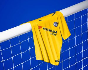 a77298eb5 Nike   Chelsea FC bring back classic Yellow Away Kit!