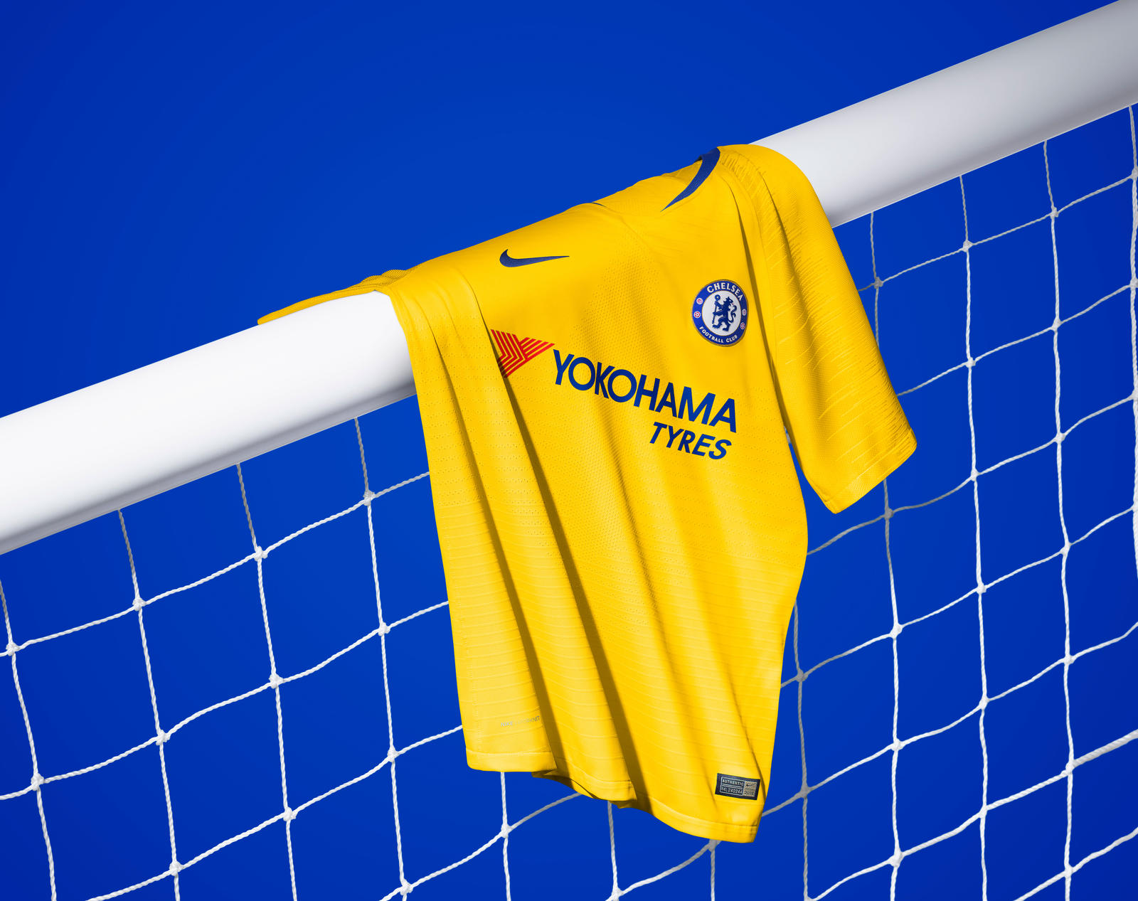 huge inventory a7d04 38ab4 Nike & Chelsea FC bring back classic Yellow Away Kit!